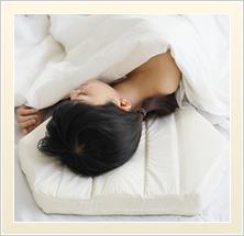 六角脳枕専用枕カバー